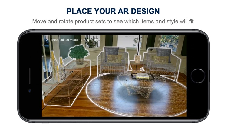 Curate by SIR - Real Estate AR screenshot-4