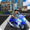 Mindsol Studio - Police Moto Bike Rider artwork