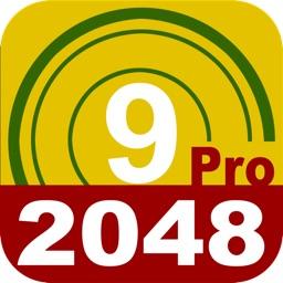 2048 Mahjong Pro- Get 9