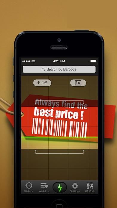 Quick Scan - Barcode Scanner & Best Shopping Companion Screenshot 1