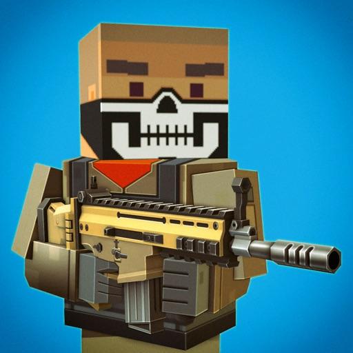 Guns and Pixel: 3D Strike