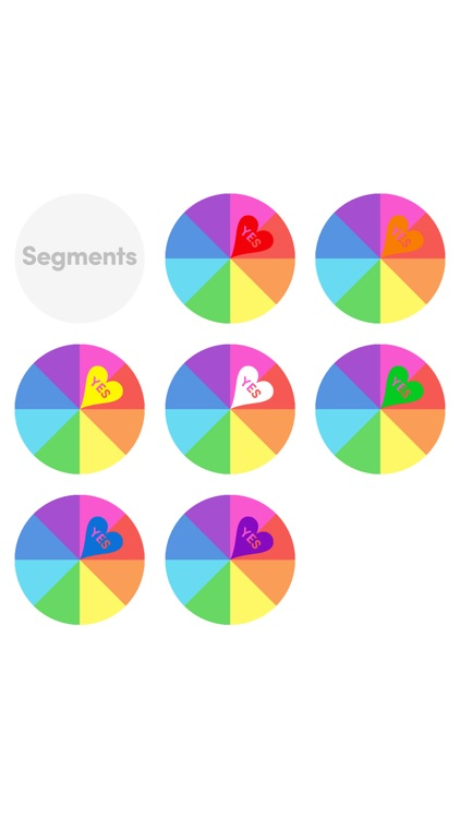 Segments × YES