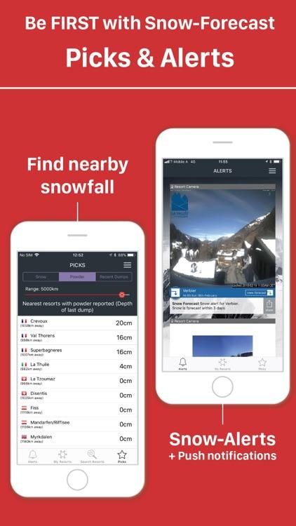 Snow-Forecast.com screenshot-3