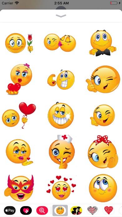 naughty emoticon