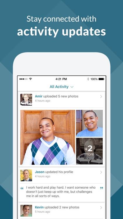 Compatible Partners Dating App screenshot-4