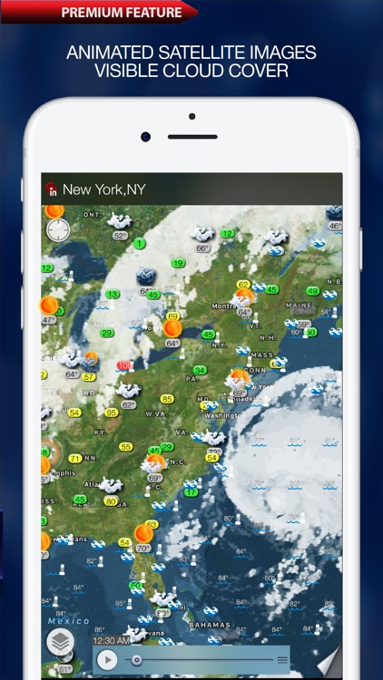 Weather Alert Map USA screenshot-4