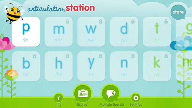 Articulation Station on the App Store