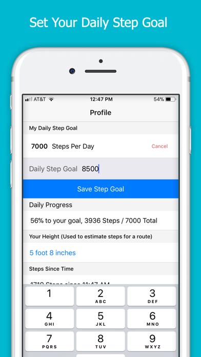 Get Your Steps screenshot four
