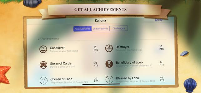 Kahuna Screenshot