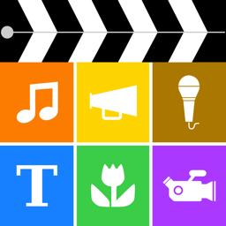 Ícone do app Videocraft - Video Editor 4K