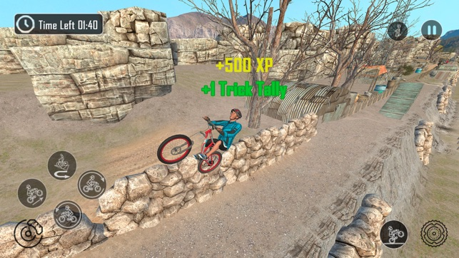 49914ff3a66 MTB Free Style Bicycle Race on the App Store