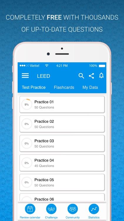 LEED Practice test