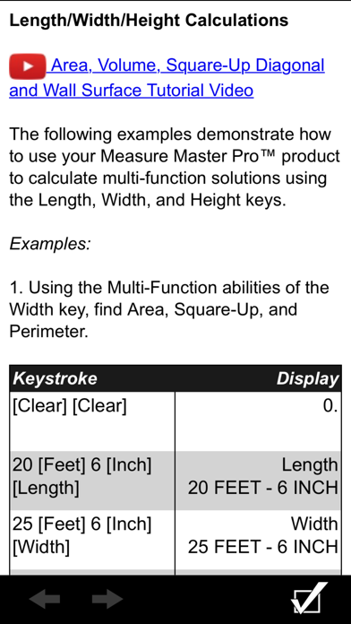 Measure Master Pro review screenshots