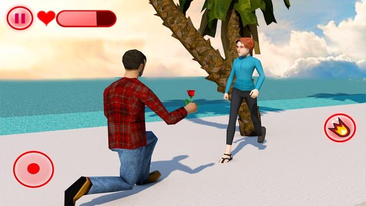 Virtual Girl 3D: Valentine Day