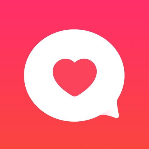 微爱app icon图