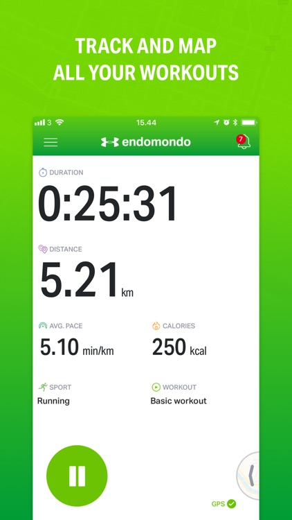 Endomondo screenshot-0