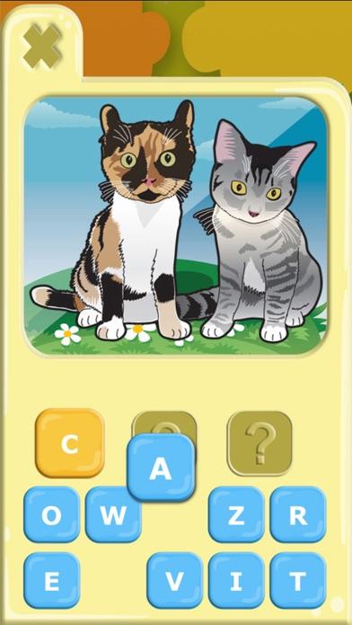 WordsFun -Animals Words Match screenshot one