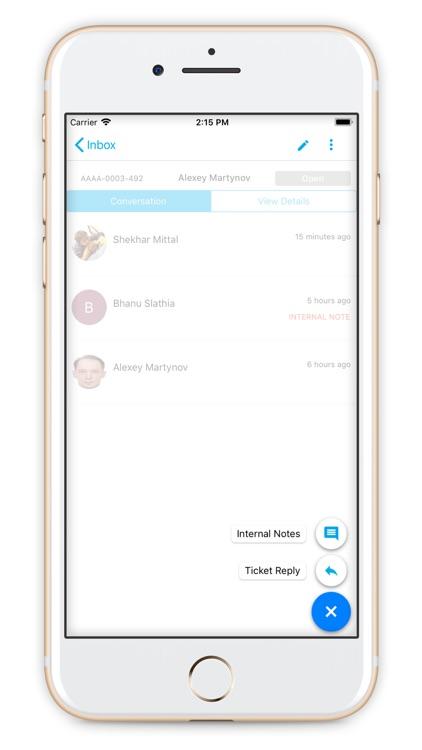 Faveo Helpdesk Pro screenshot-4