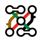 """""""地铁图 / Tube Map"""" - 伦敦地铁 icon"""