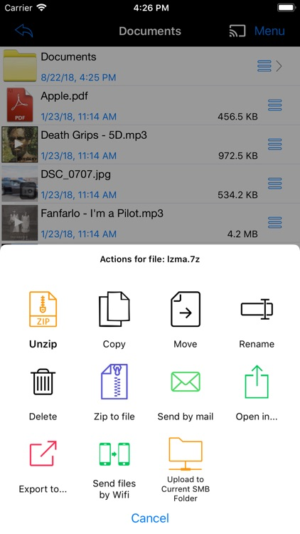 USB Flash Drive Pro Version screenshot-7