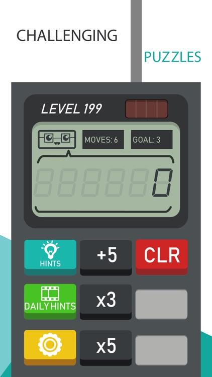Calculator Puzzle!