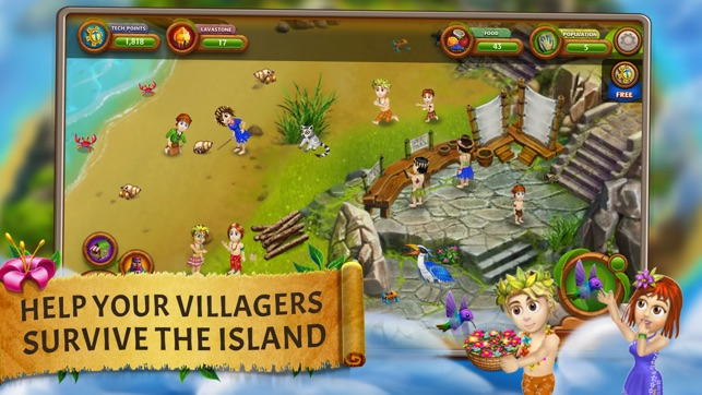 Virtual Villagers Origins 2 on the App Store