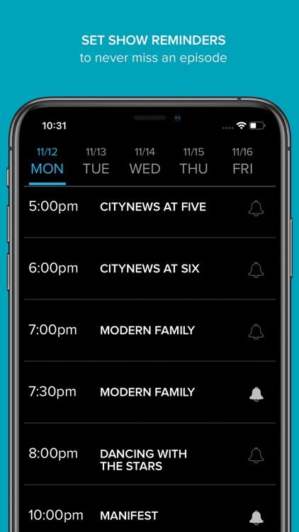 Citytv Video screenshot-3
