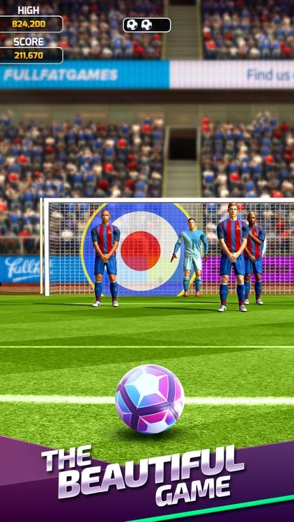 Flick Soccer 17 screenshot-0