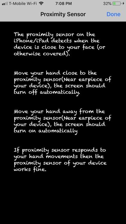 Touchscreen Test screenshot-6