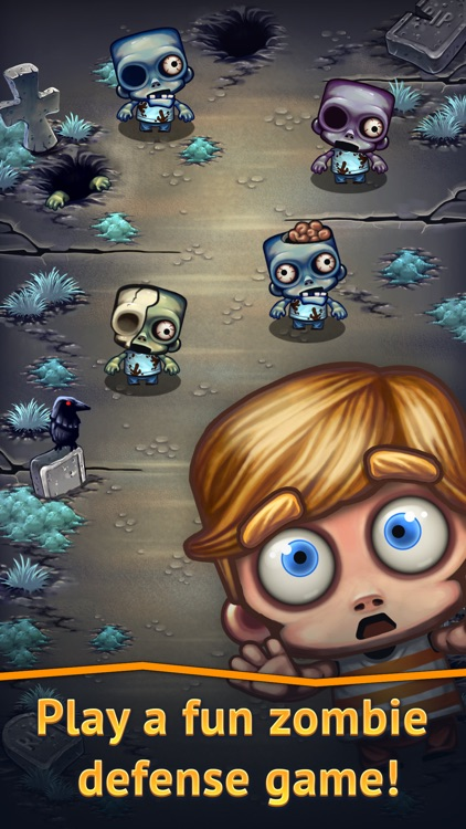 Zombie Hunt: Smash Defense screenshot-0