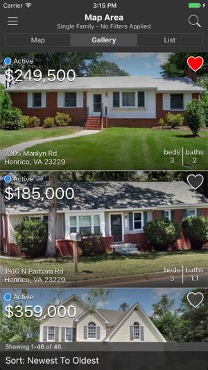 rva homes on the app store rh apps apple com