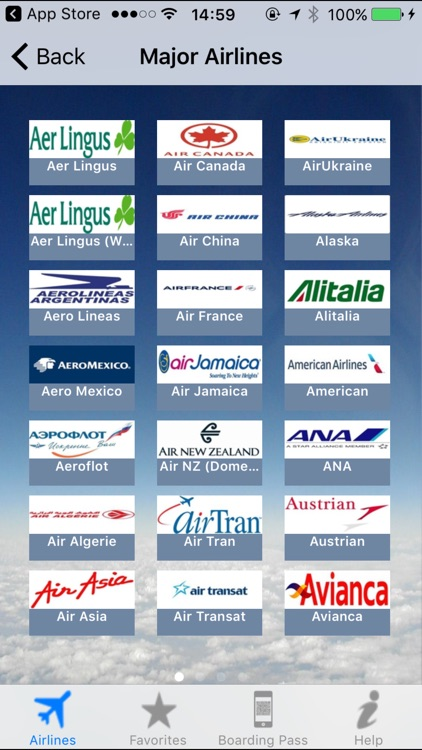 Airline Flight Check-In