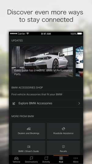 bmw connected on the app store rh itunes apple com