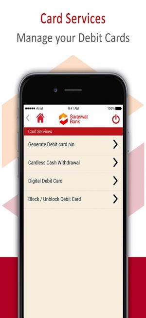 Saraswat Bank Mobile Banking on the App Store