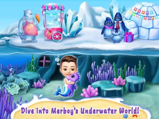 Sweet Baby Girl Mermaid Life screenshot 12