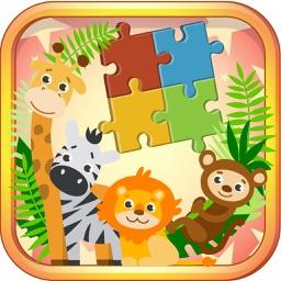 Magic Animal Jigsaw Puzzles World