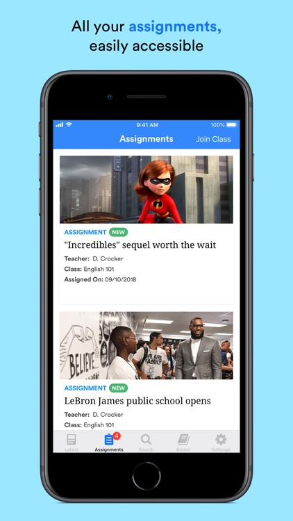 Newsela Student screenshot-1