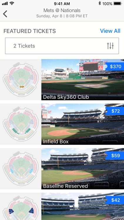 MLB Ballpark screenshot-4