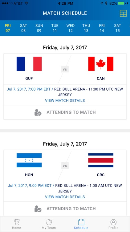 CONCACAF Gold Cup screenshot-4