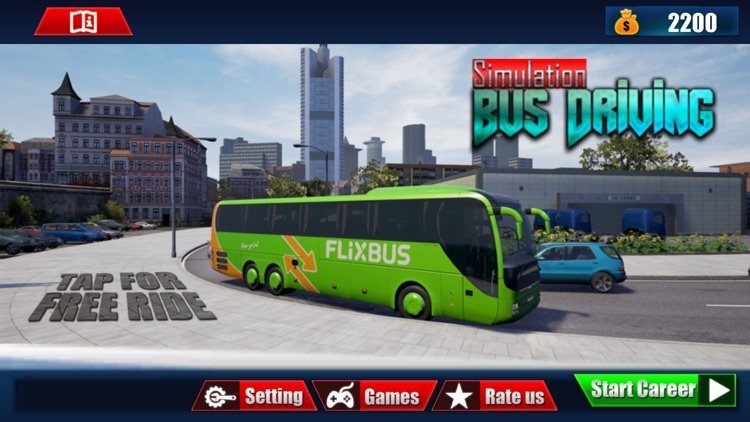 City Bus Driver: Driving Sim