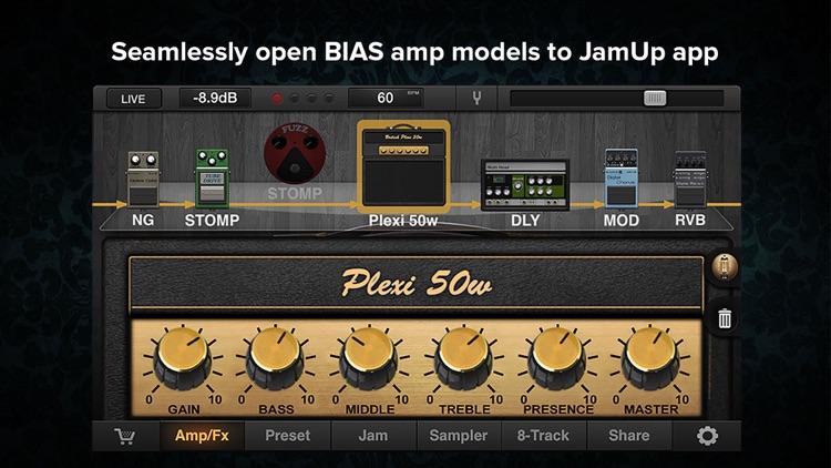 BIAS Amp for iPhone