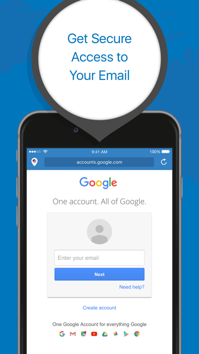 Private Browser - Surf Safe screenshot three