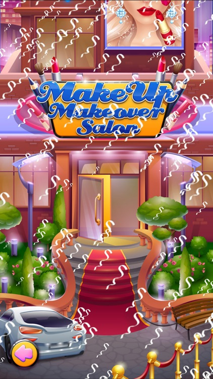 Make Up Makeover Salon Party screenshot-8