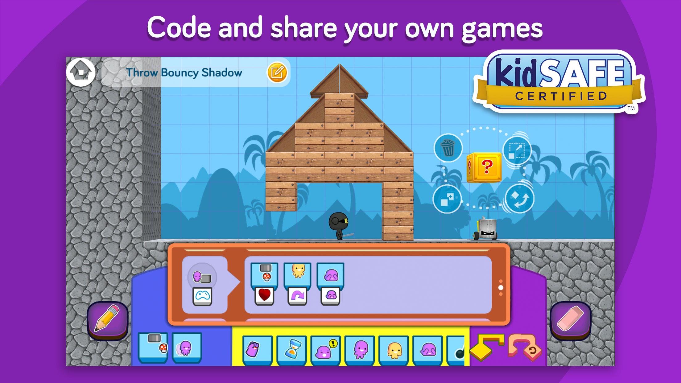 codeSpark Academy Screenshot