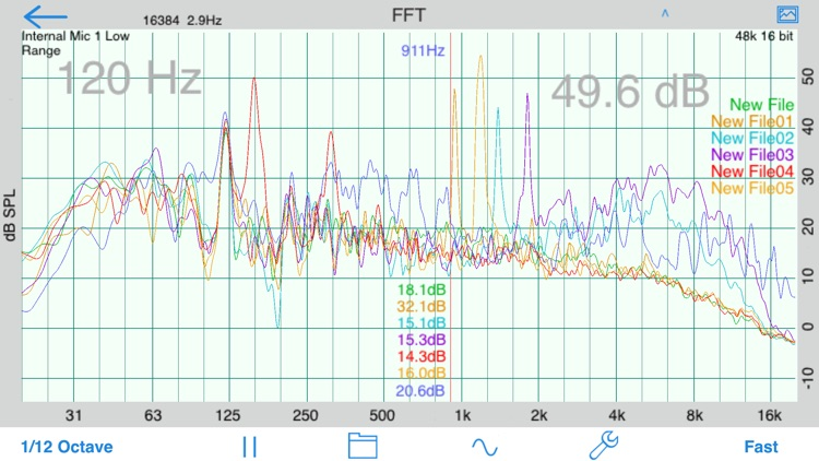 AudioTools screenshot-0