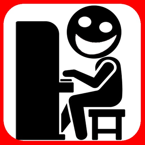 Piano Troll [Piano Prank] iOS App