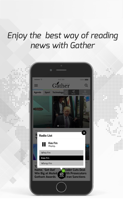 Gather-Breaking News screenshot-4