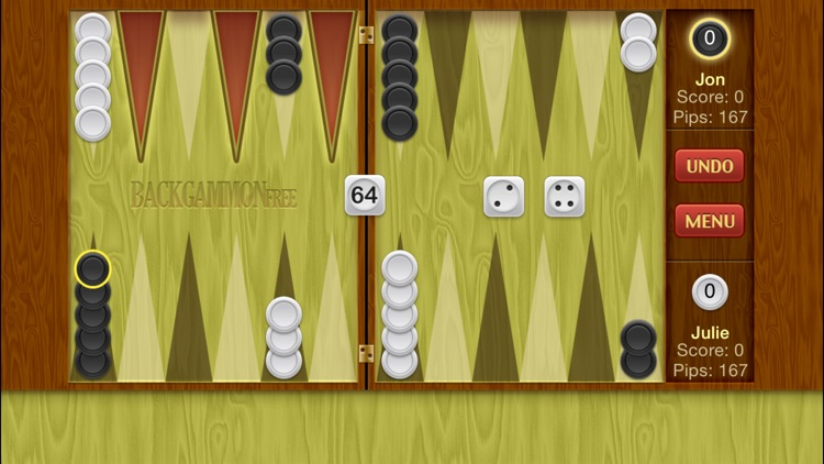 Backgammon ∙