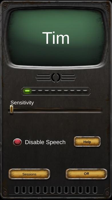 Ghost Speak Screenshot 1