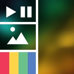 Vidstitch Frames for Instagram